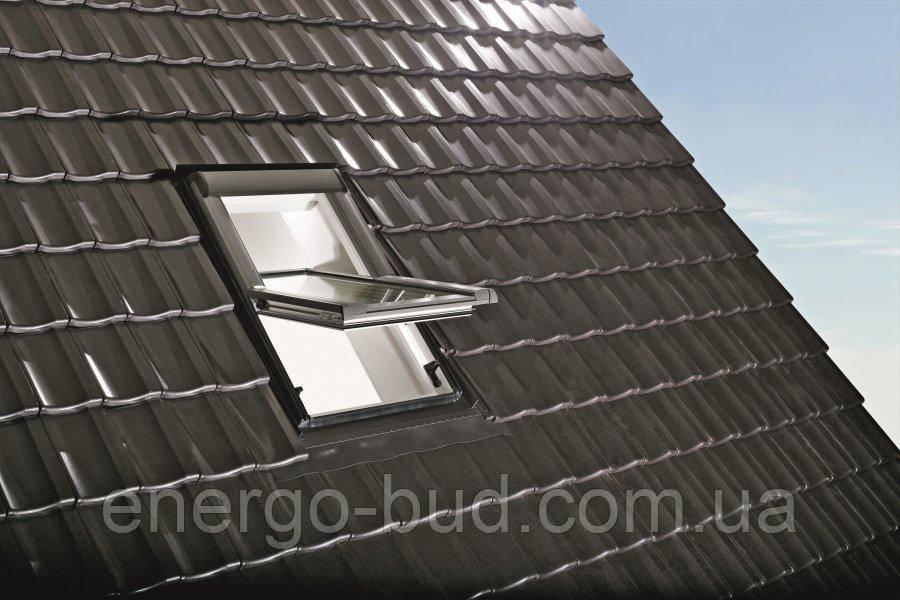 Вікно мансардне Designo WDF R45 H N WD AL 09/09