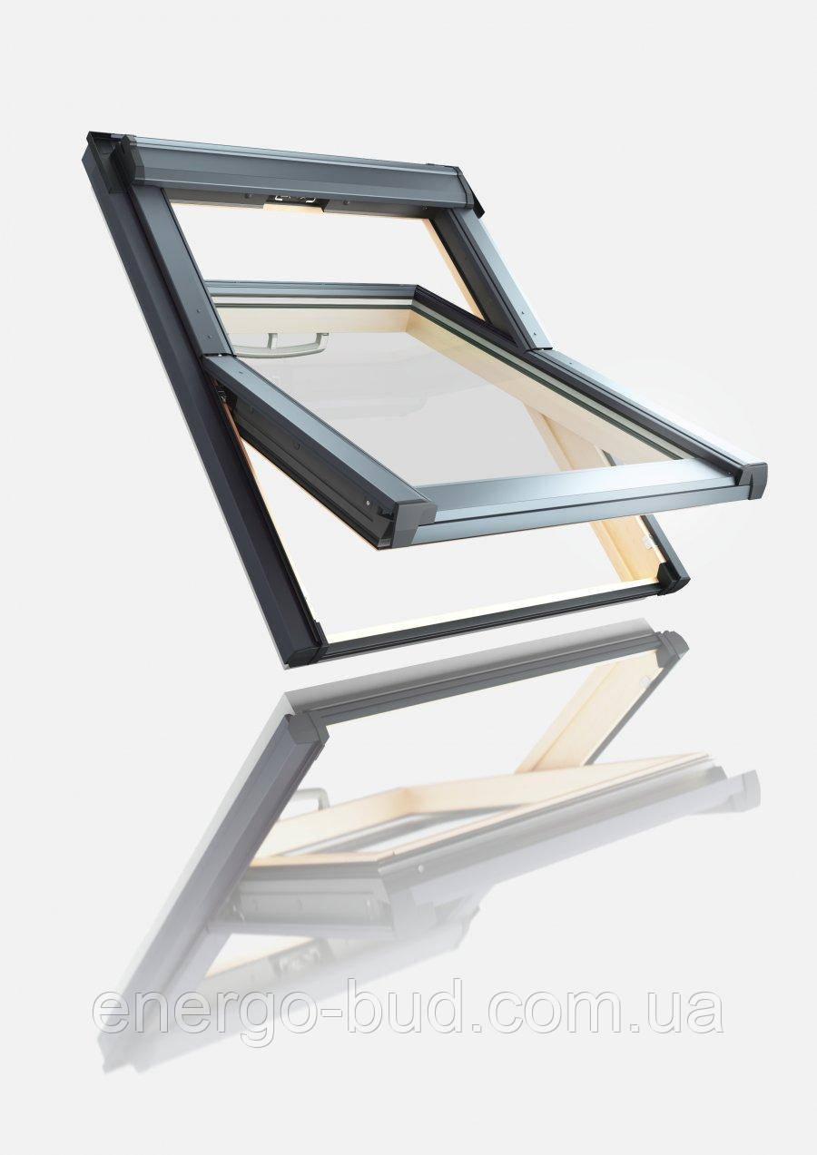 Вікно мансардне Roto Q-4_ H3C AL 066/098 S0