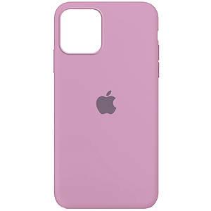 Чехол накладка xCase для iPhone 12 Mini Silicone Case Full lilac pride