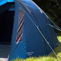 Палатка Vango Carron 500 Moroccan Blue, фото 2
