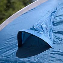 Палатка Vango Carron 500 Moroccan Blue, фото 3
