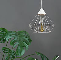 Светильник подвесной в стиле лофт MSK Electric NL 0538 W new, фото 1