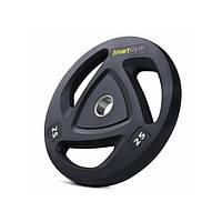 Набір дисків олімпійських Hop-Sport SmartGym 2x25 кг