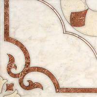 Плитка напольная Кастелло коричневая