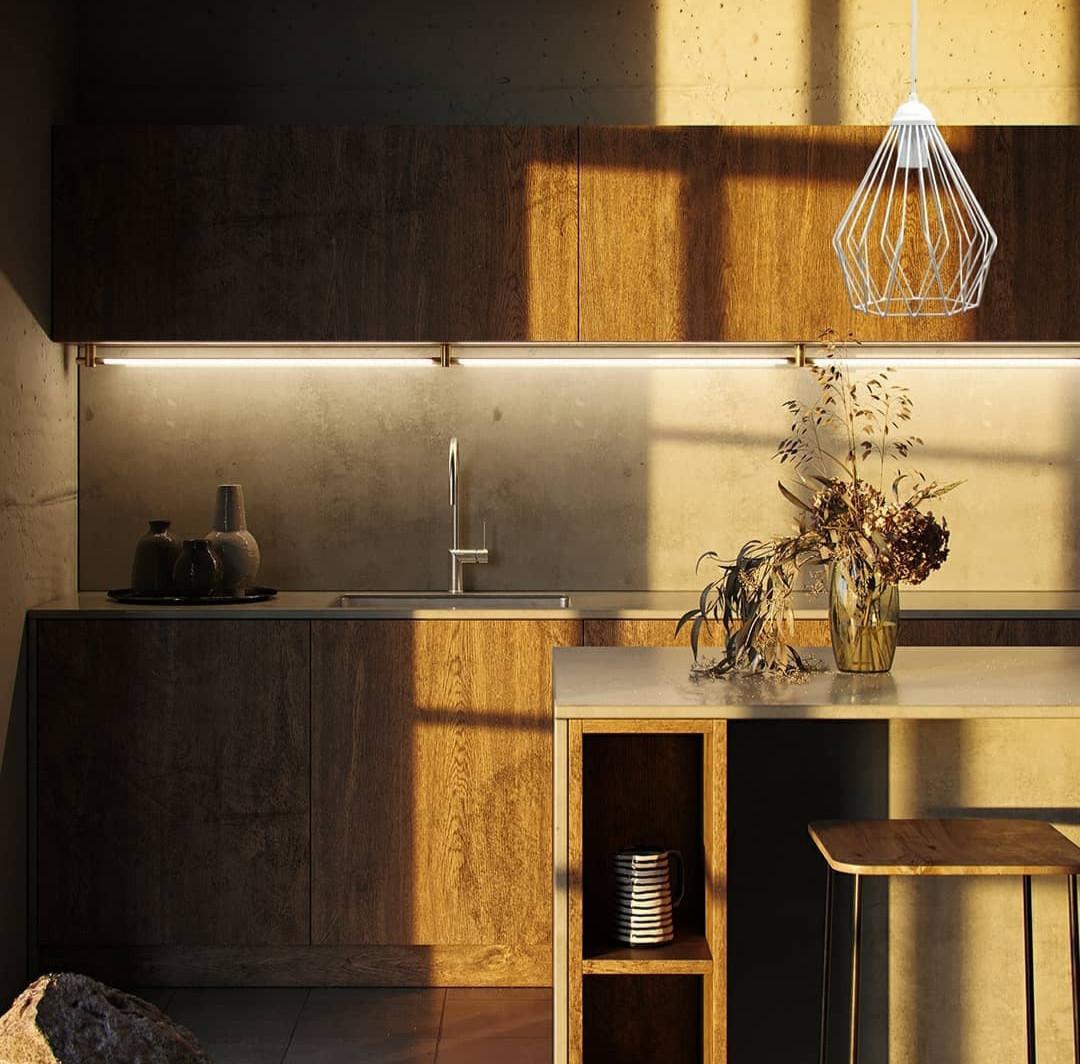 Светильник подвесной в стиле лофт NL 05371 W MSK Electric