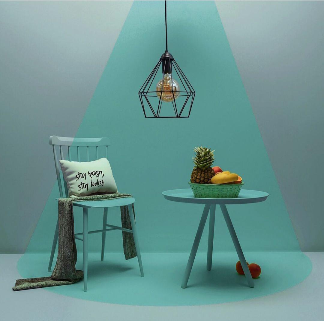 Світильник підвісний в стилі лофт NL 0537 MSK Electric