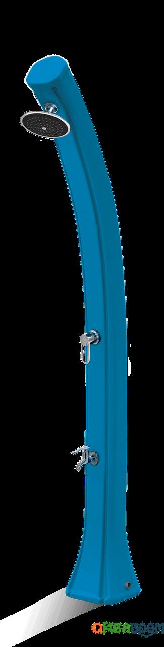 Солярный душ Happy 4x4 44л Цвет синий Formidra, Летний душ, Франция