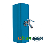 Солярный душ Happy 4x4 44л Цвет синий Formidra, Летний душ, Франция, фото 4