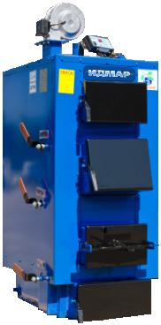 Котел твердопаливний Ідмар модель GK-1-17 кВт