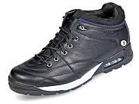 Мужские ботинки зимние МИДА 14873 из натуральной кожи