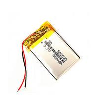 Акумулятор 502535 052535 Li-pol 3.7 В 500мАч для RC моделей MP3 MP4 GPS