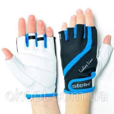 Рукавички для фітнесу Stein Betty GLL-2311 blue (S) (GLL-2311blue/S)