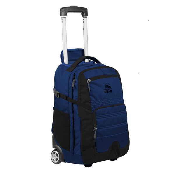 Сумка-рюкзак на колесах Granite Gear Haulsted Wheeled 33 Midnight Blue/Black