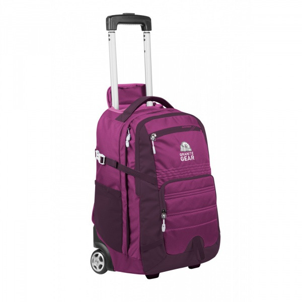Сумка-рюкзак на колесах Granite Gear Haulsted Wheeled 33 Verbena/Goosberry/Chromium