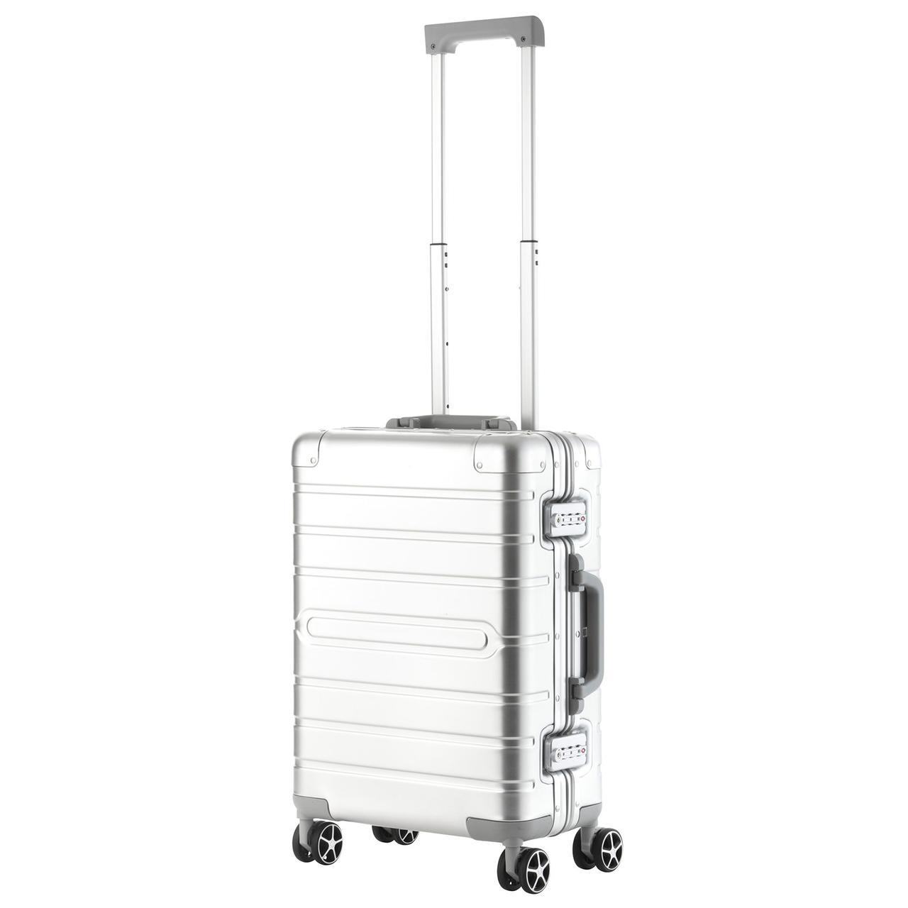 Чемодан CarryOn ULD (S) Aluminium