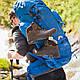 Рюкзак туристический Vango Sherpa 65 Cobalt, фото 2