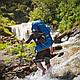 Рюкзак туристический Vango Sherpa 65 Cobalt, фото 4