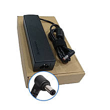 Зарядное устройство для ноутбука 5,5-2,5 mm 4,5А 20V Lenovo slim класс А++ (кабель питания в подарок) нов