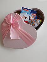 Подарочный набор Love is | Подарочный бокс | Подарок для влюбленных | Подарок ко Дню Святого Валентина