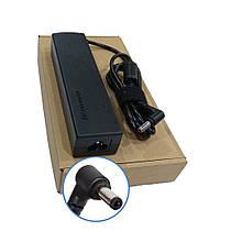 Зарядное устройство для ноутбука 5,5-2,5 mm 3,25А 20V Lenovo slim класс А++ (кабель питания в подарок) нов