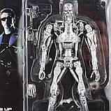 Фигурка Neca Терминатор T-800 Terminator 2 Judgment Day Endoskeleton эндоскелет, фото 3