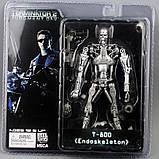 Фигурка Neca Терминатор T-800 Terminator 2 Judgment Day Endoskeleton эндоскелет, фото 2