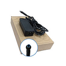 Зарядное устройство для ноутбука 4,5-3,5 mm игла 2,31A 19,5V HP ultrabook оригинал бу