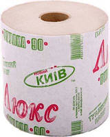 """Туалетний папір """"Люкс"""" на втулці/48"""