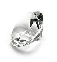 Кристалл бриллиант (8 см)