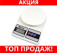 Весы бытовые BITEK 10кг YZ-1905SF-400- Новинка