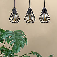 Світильник підвісний в стилі лофт NL 05371-3 MSK Electric, фото 1