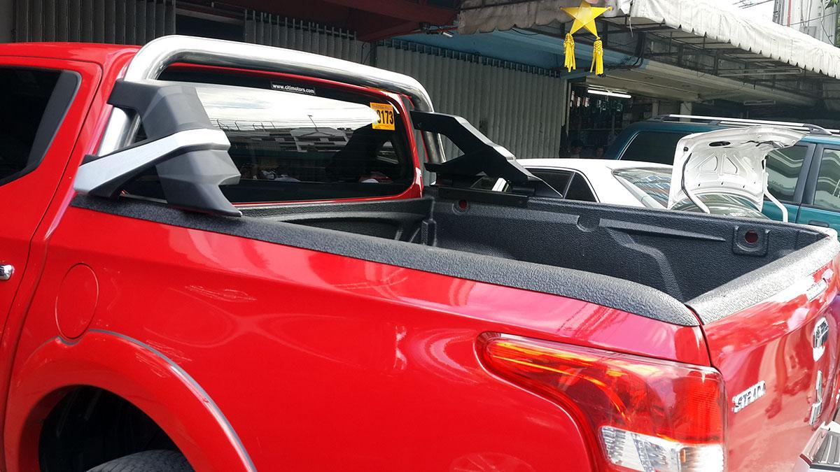 Дуга в кузов ES AR Design Fiat Fullback  2015-2019