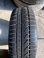 Легковые шины зимние на легковые автомобили шины зима бу 205/55/R16 CONTINENTAL