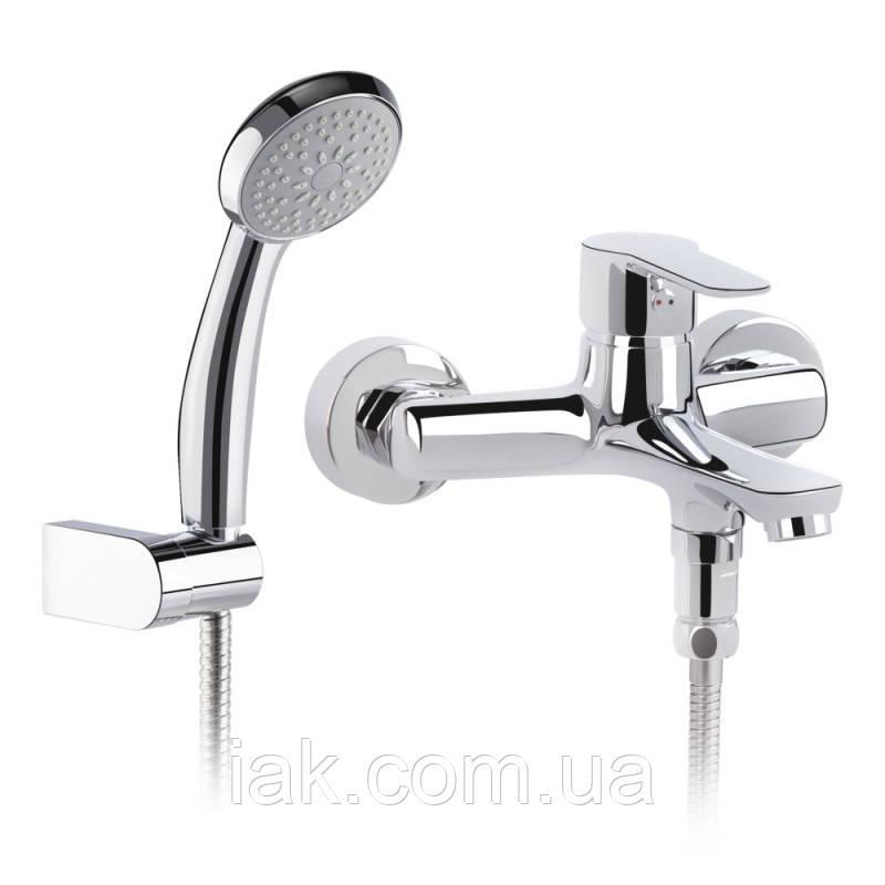 Смеситель для ванны Q-tap Astra CRM 006