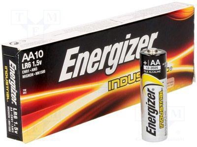 Батарейка Energizer Industrsal  AA/LR6