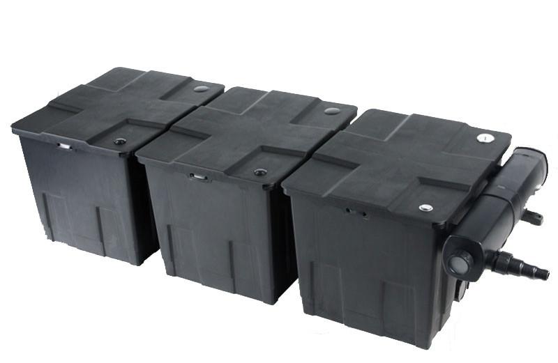 Фильтр внешний SunSun CBF 350C UV 36W, до 12000 л/ч