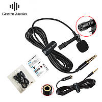 Микрофон петличный Green Audio GAM-141L