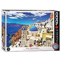 Пазл Eurographics Средиземноморская гавань. Доминик Дэвисон, 1000 элементов