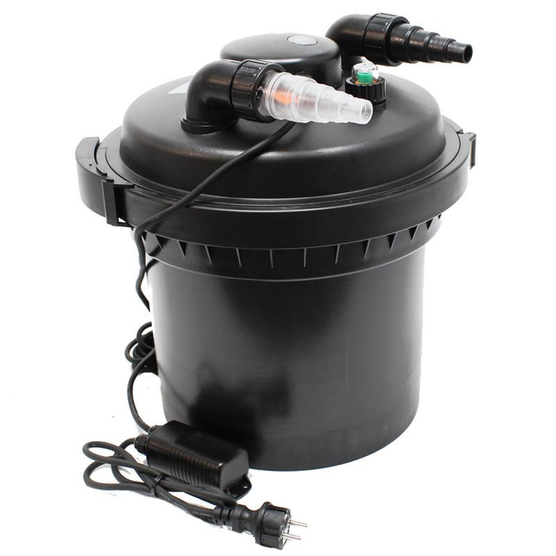 Фильтр внешний SunSun CPF 280 UV 11W, до 8000 л/ч
