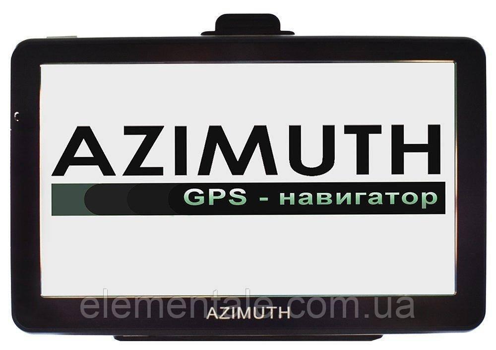 Автомобильный GPS Навигатор Azimuth B79 Pro