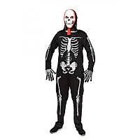 Костюм Скелета для взрослого на Хэллоуин,Новый Год,праздник