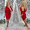 Красивое нарядное платье мини, фото 3