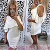 Красивое нарядное платье мини, фото 6