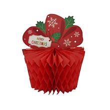 Прикраса новорічна карт. Angel Gifts, TT-8122