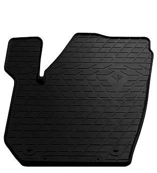 Водительский резиновый коврик для Skoda Praktik  2007-2014 Stingray