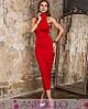 Платье облегающее макси плечи открыты, фото 5