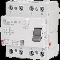 ETI, 2062145, Реле дифференциальное (УЗО) 4р EFI-4 80/0, 03 тип AC (10kA)