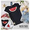 Модные футболки с разными рисунками на лето, фото 6