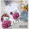 Модные футболки с рисунками на лето черная и белая, фото 4