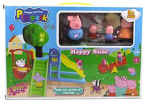 Набір героїв свинка Пепа